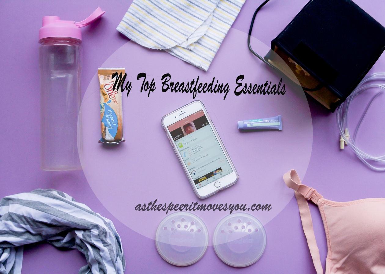 Breastfeeding essentials for the new mom as the speerit for Home designer essentials 2017 review
